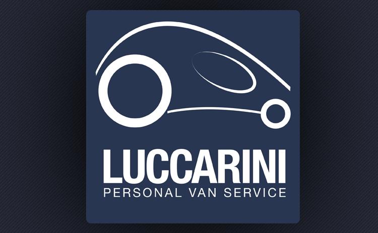 Logo Luccarini Personal Van Service