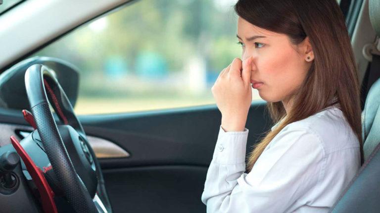 Trattamento igienizzante auto e sanificazione degli interni